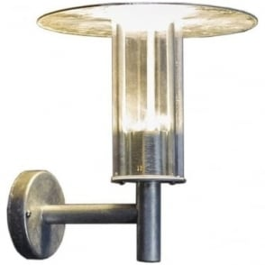 Mode wall light LED - galvanised 700-320