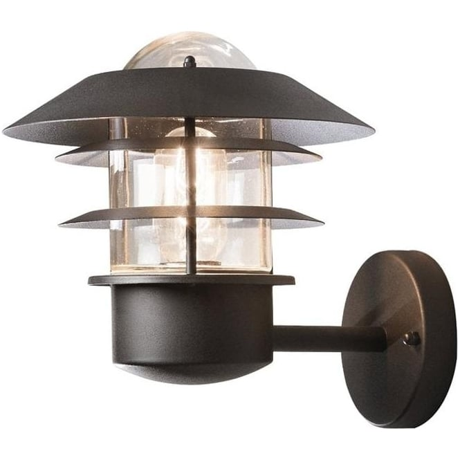 Konstsmide Garden Lighting Modena up light - black 7303-750