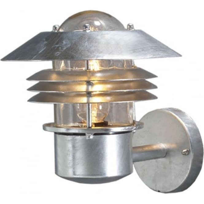 Konstsmide Garden Lighting Modena up light - galvanised 7302-320