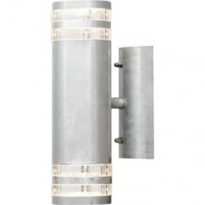 Modena wall lamp double - galvanised 7516-320