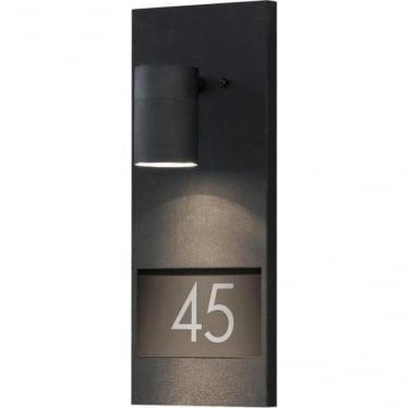 Modena wall lamp - house  light - black 7655-750