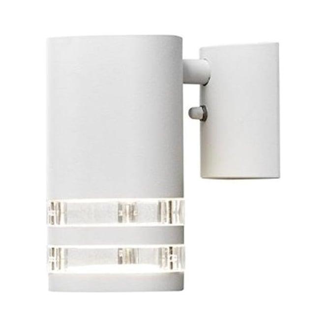 Konstsmide Garden Lighting Modena wall lamp single - white 7515-250