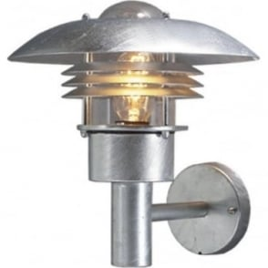 Modena wall light - galvanised 7300-320