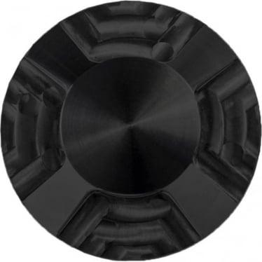 Modux 2 watt - Round  Path light - Black