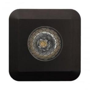 Modux 2 watt - Square - Black