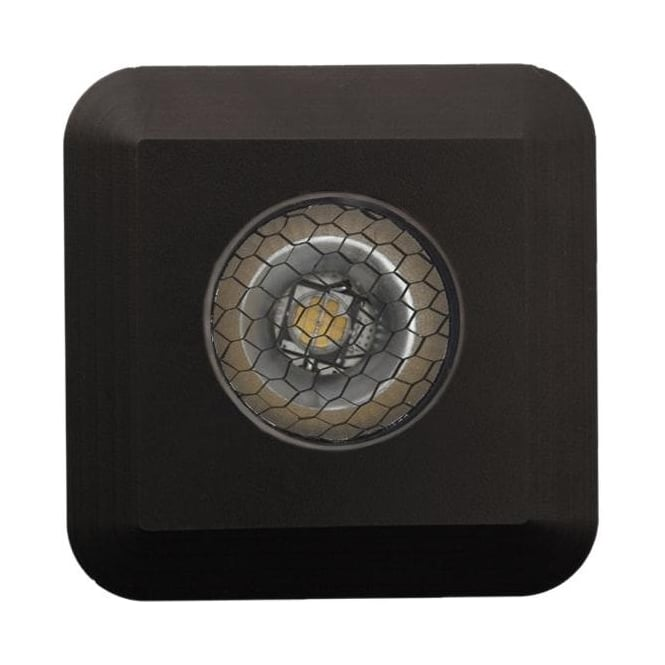 LuxR LED lighting Modux 4 watt - Square - Black