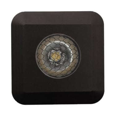 Modux 4 watt - Square - Black