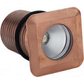 Modux 4 watt - Square - Copper