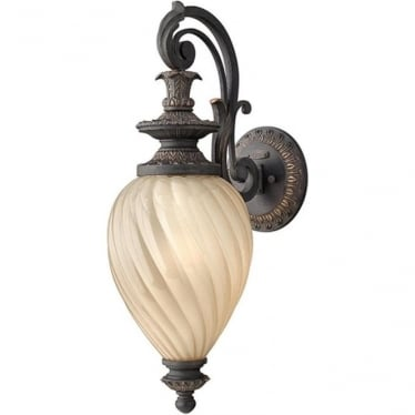 Montreal medium wall lantern - Aged Iron
