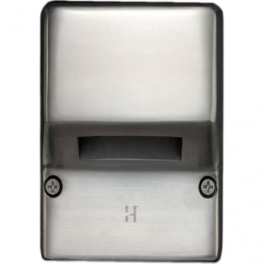 Mouse Light Square Retro - stainless steel- MAINS