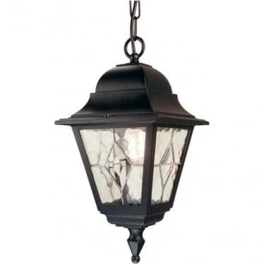 Norfolk Chain Lantern - Black