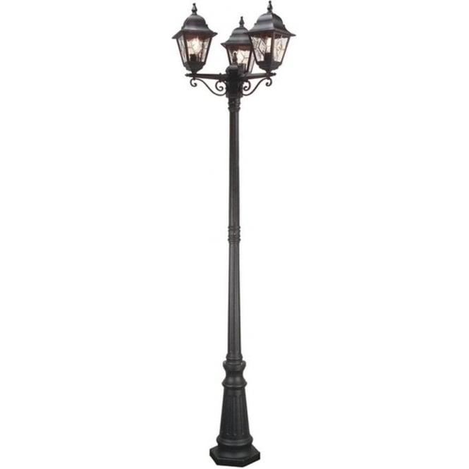 Elstead Lighting Norfolk Lamp Post - Black