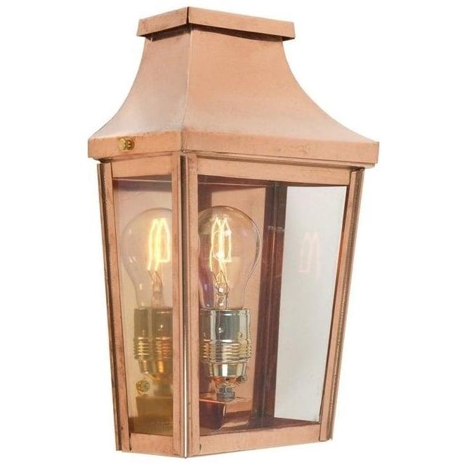 Norlys Chelsea Grande Half Lantern Copper CSG7/2 art.963