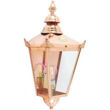 Chelsea Half Lantern Copper CS7 art.950