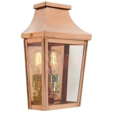Chelsea Half Lantern Small Copper CS7/2 art.962
