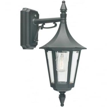Rimini Down Wall Lantern (6 sided) R2 art.2591