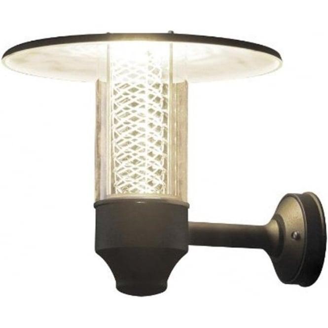 Konstsmide Garden Lighting Nova wall light - black 406-750