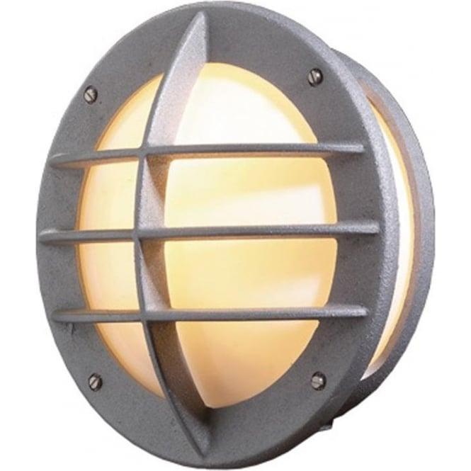 Konstsmide Garden Lighting Oden wall light - aluminium 515-312