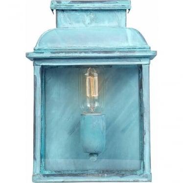 Old Bailey Wall Lantern - Verdi