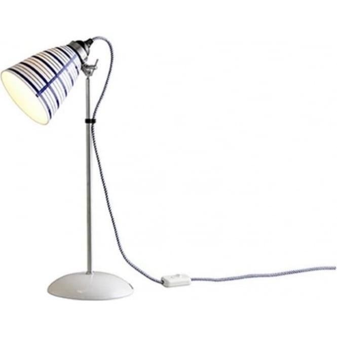 Original BTC Lighting Circle line medium table light - Blue/white