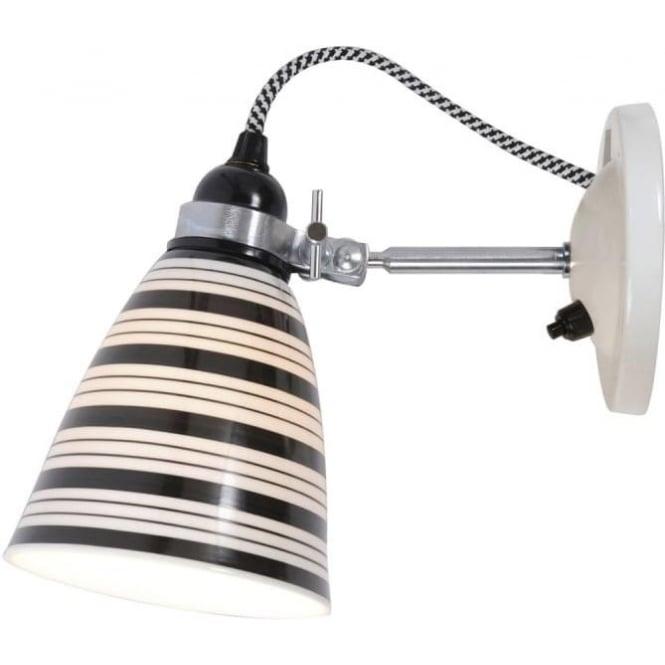 Original BTC Lighting Circle line switched medium wall light