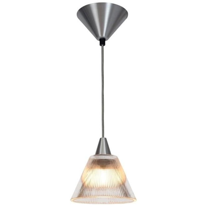 Original BTC Lighting Circus prismatic pendant light