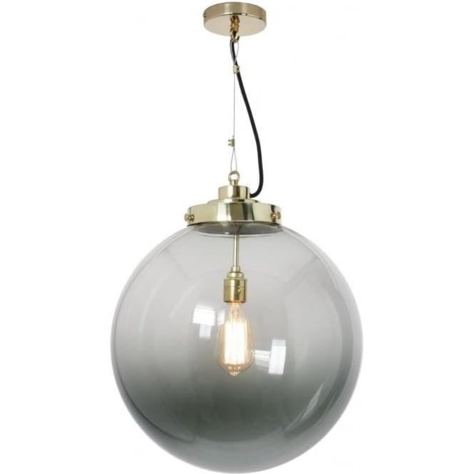 Original BTC Lighting Globe Pendant Light - Large - colour options