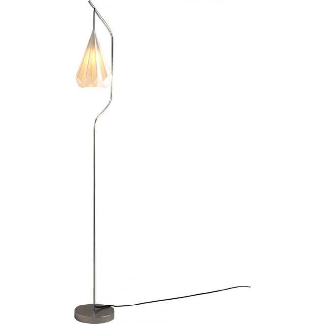 Original BTC Lighting Hatton 3 Floor Light - Natural