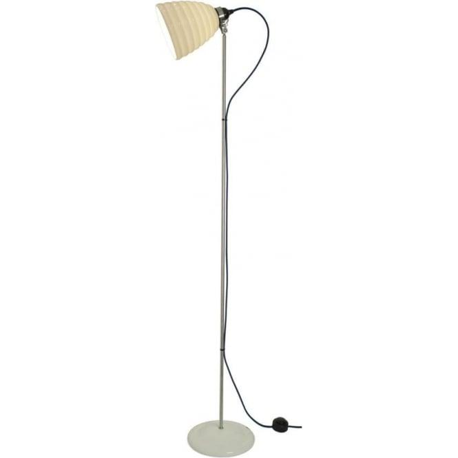 Original BTC Lighting Hector Bibendum Floor Light - Natural with a choice of cable colour