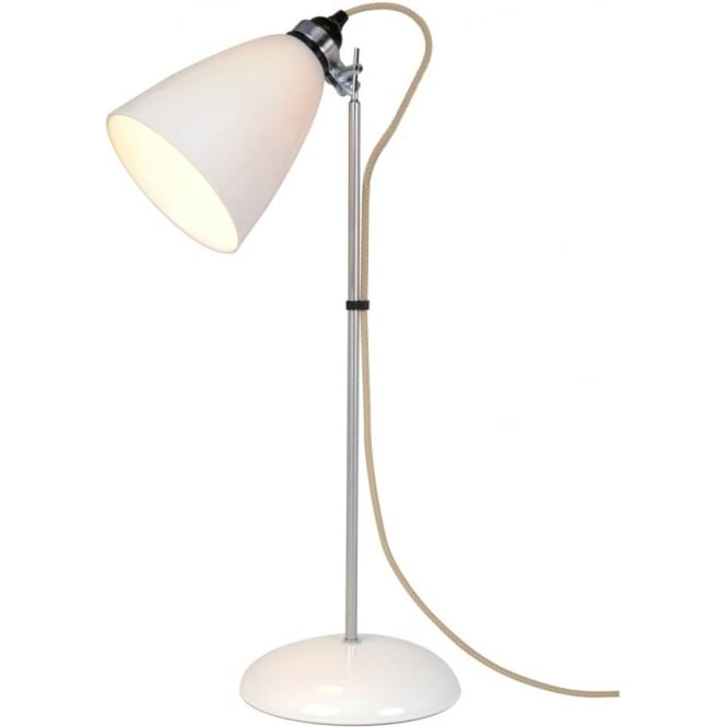 Original BTC Lighting Hector Dome Large Table Light - FT197N -natural