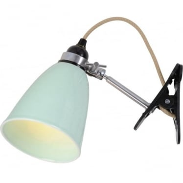 HECTOR MEDIUM DOME CLIP LIGHT - colour options