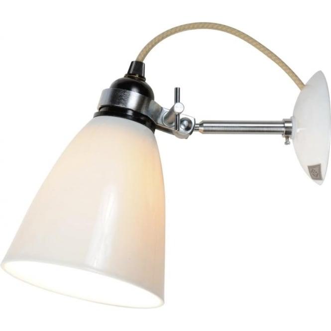 Original BTC Lighting HECTOR MEDIUM DOME WALL LIGHT - colour options