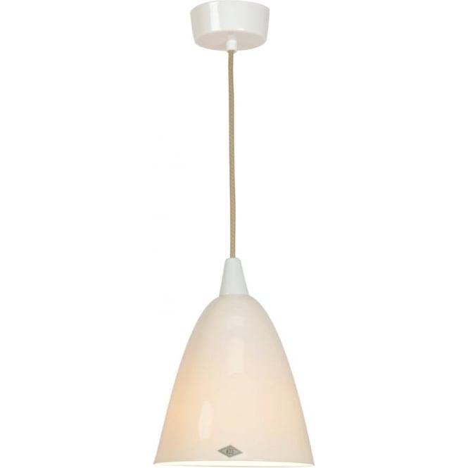 Original BTC Lighting Hector Pendant Light Size 3 - Natural