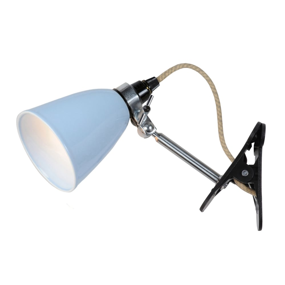 HECTOR SMALL DOME CLIP LIGHT