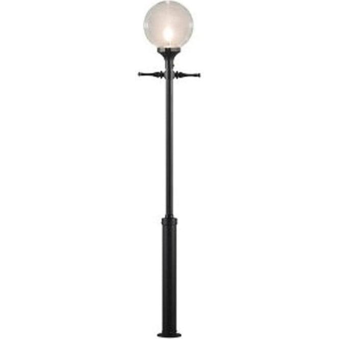 Konstsmide Garden Lighting Orion inc Taurus pole - black 468-750