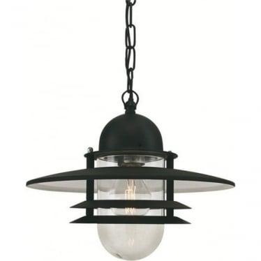 Oslo Chain Lantern Black OS8 art.240A