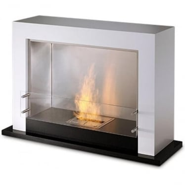 Oxygen - Free-standing Designer Fireplace