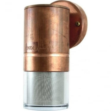 Pagoda Light - copper - Low Voltage