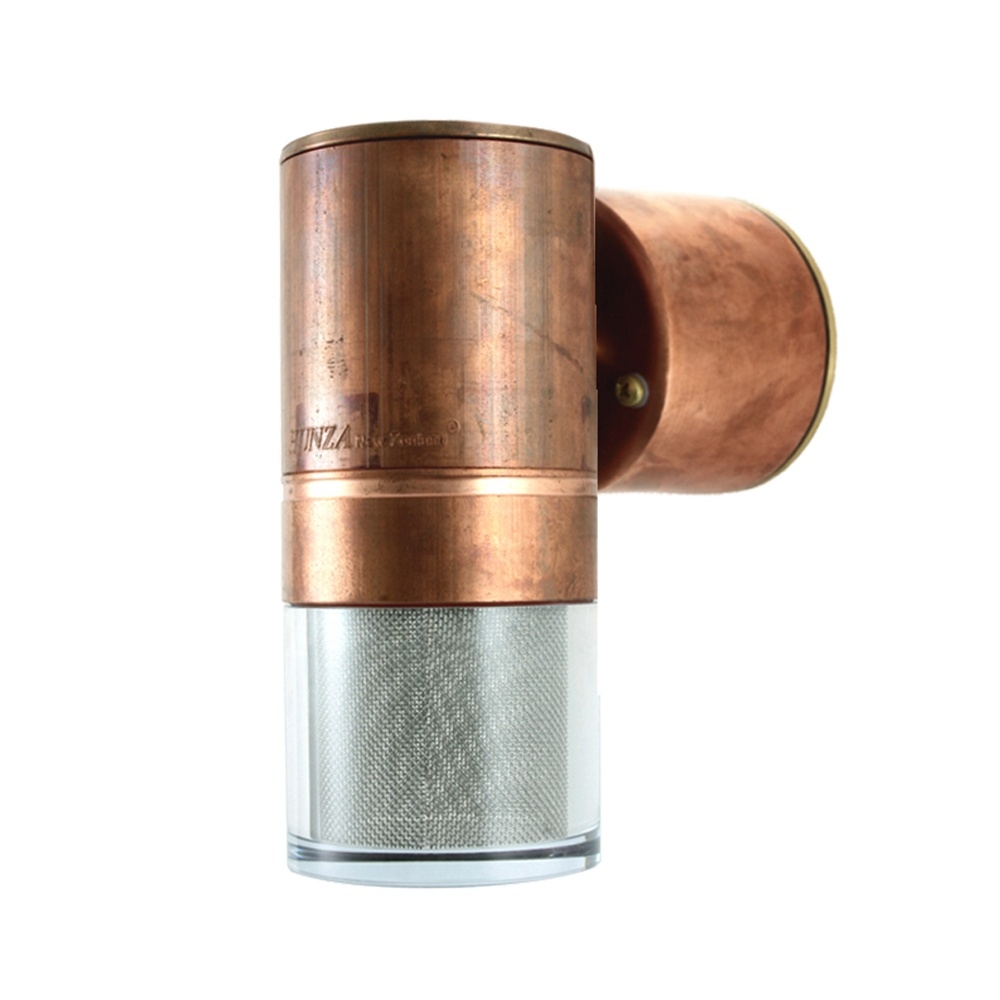 Hunza Outdoor Lighting Pagoda Light GU10 - copper- MAINS