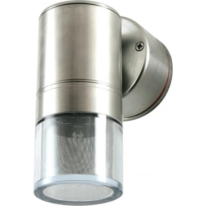 Hunza Outdoor Lighting Pagoda Light GU10 - stainless steel- MAINS
