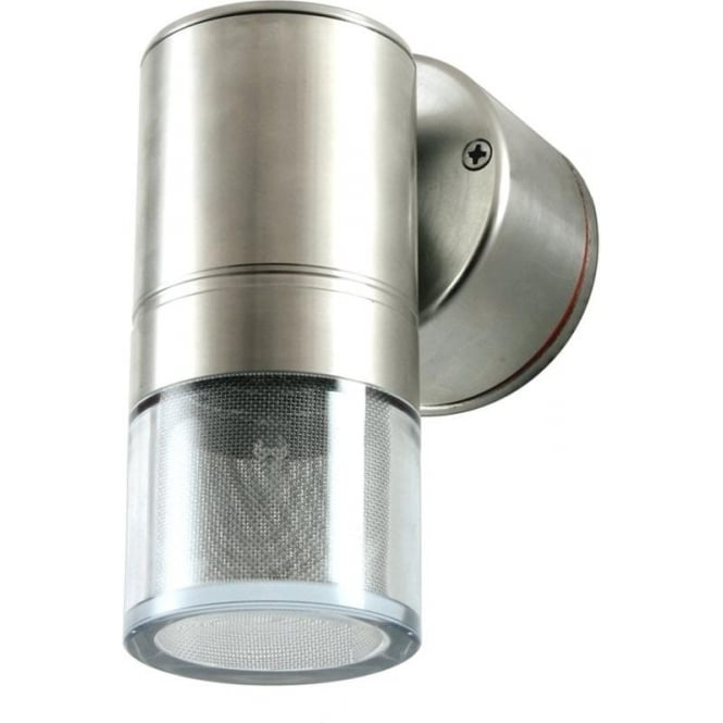Hunza Outdoor Lighting Pagoda Light Retro - stainless steel- MAINS
