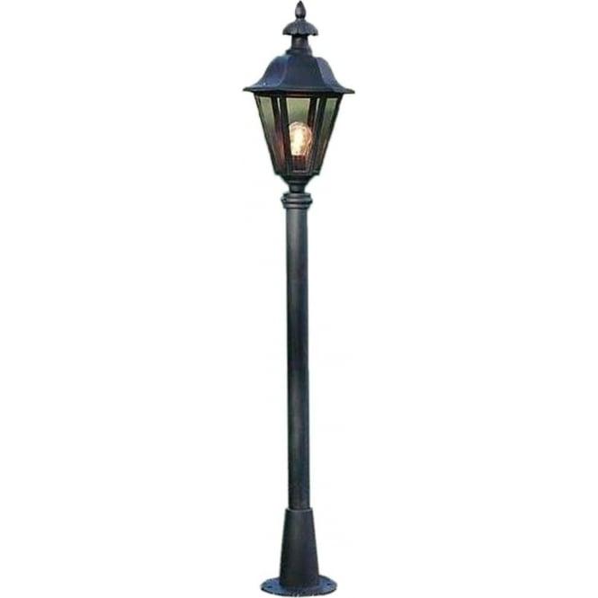 Konstsmide Garden Lighting Pallas post light - black 478-750
