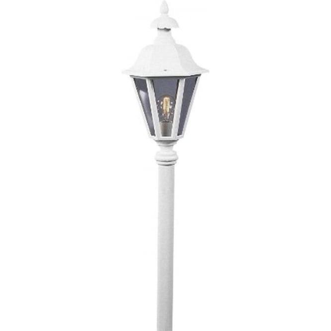 Konstsmide Garden Lighting Pallas post light - white 478-250