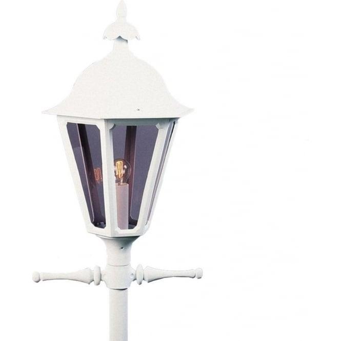 Konstsmide Garden Lighting Pallas single head - white 567-250