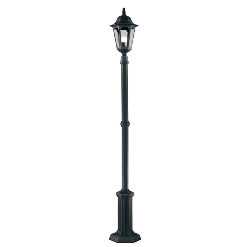 Elstead Lighting Elstead Lighting Parish Lamp Post - Black ...
