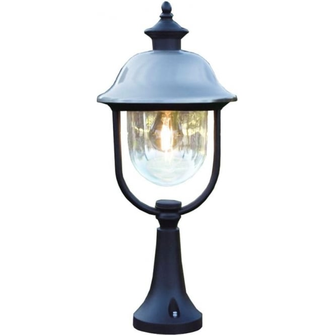 Konstsmide Garden Lighting Parma post - black 7241-000