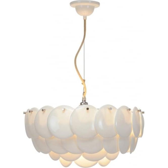 Original BTC Lighting Pembridge Pendant Light - size 2 - natural