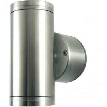 Pillar Light  GU10 - stainless steel- MAINS