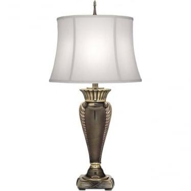 Portland Table Lamp Roman Bronze