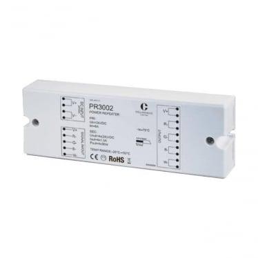 PR3002 24v RGBW/RGB Power Repeater